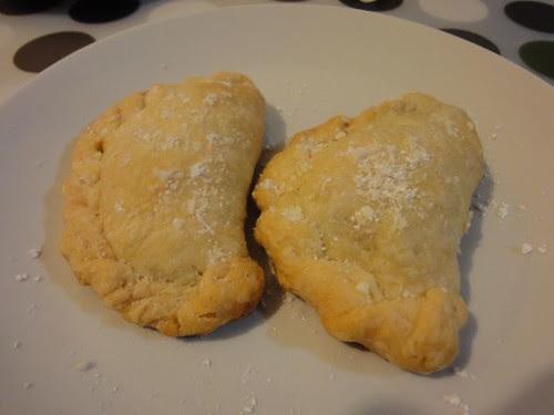 Step 7: baked empanadas