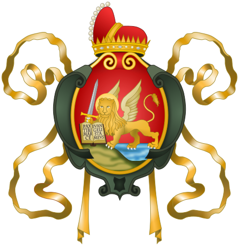 Archivo:Coat of Arms of the Republic of Venice.svg