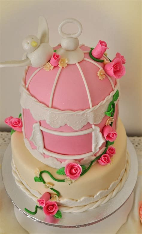 1000  images about ~Bird Cage Cakes ~ on Pinterest