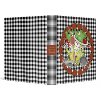 Heart Warming Goodies Binder binder