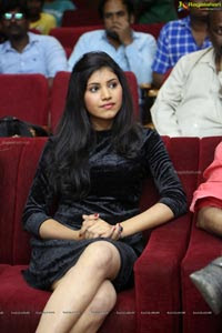 Actress Mounika