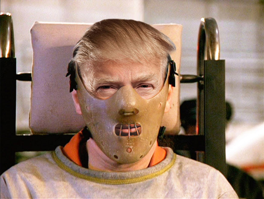 Image result for Trump. psychotic images