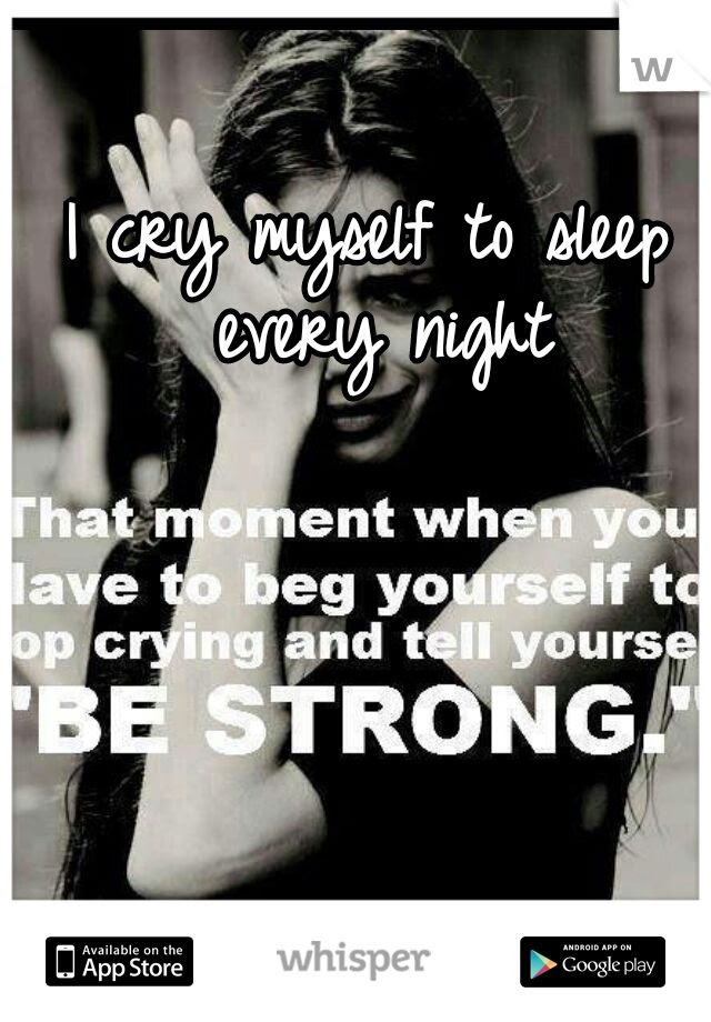 Quotes About Crying Every Night 20 Quotes