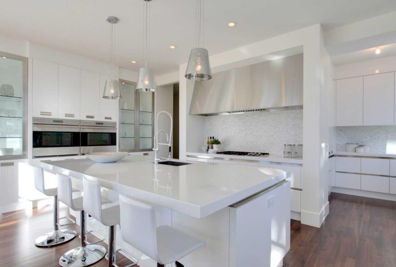 White Kitchen - Qnud