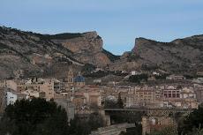 Vista d'Alcoi.