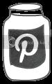 follow little part on pinterest