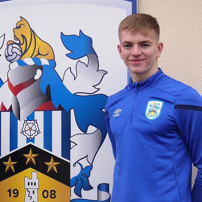 Huddersfield Town Striker Kieran Phillips Joins on a Season-Long Loan
