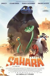 background picture for movie Sahara