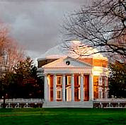 The Rotunda at the University of Virginia