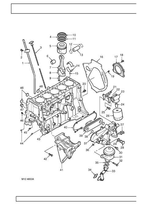 Land Rover Workshop Manuals > TD5 Defender > ENGINE > TD5