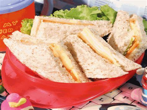resepi resepi menyelerakan sandwich telur