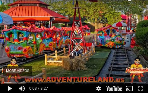 Can I See Videos Of Adventureland In Farmingdale New York