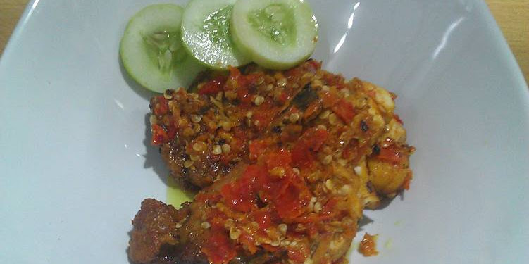 Resep Ayam Penyet Seuhah Oleh Anggiana Puspa Dewi