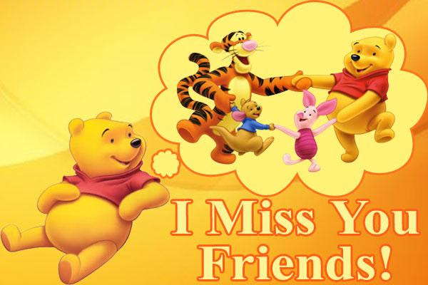 Send Free Ecard Miss You Friends From Greetings101com