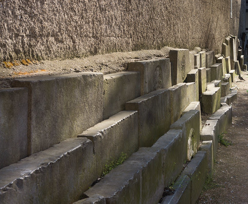 What Is The Collective Name For Gravestones? by infomatique