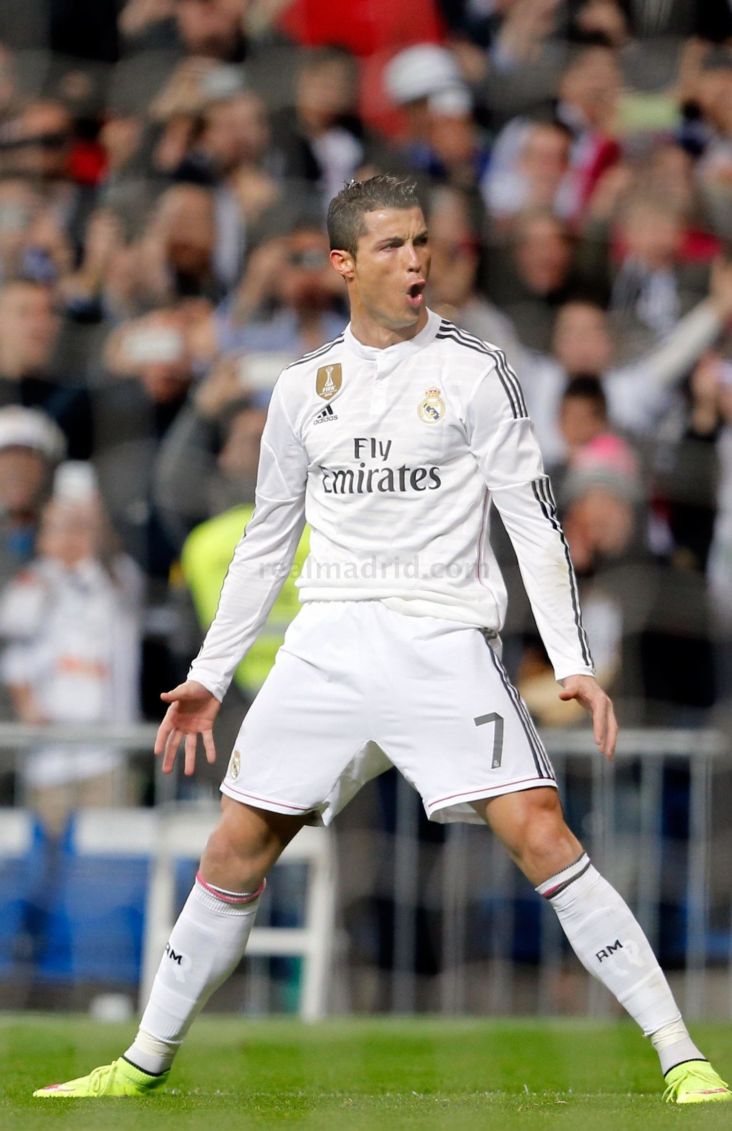 Cristiano Ronaldo Celebration 2018