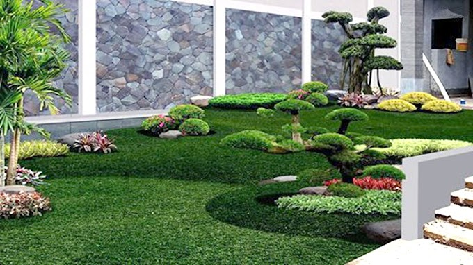 Taman Rumah Sederhana Minimalis   Ide Rumah Minimalis