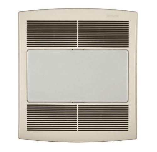 Broan Ultra Green 110 Cfm Ceiling Bathroom Exhaust Fan: Harbor Breeze Ceiling Fans: Broan Model QTR110L 110 CFM
