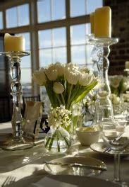 Cheap Tulip Wedding Centerpieces   Great Ideas For Your