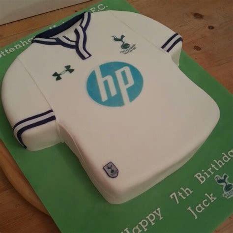 Tottenham hotspurs shirt cake   Sweets   Pinterest   Shirt