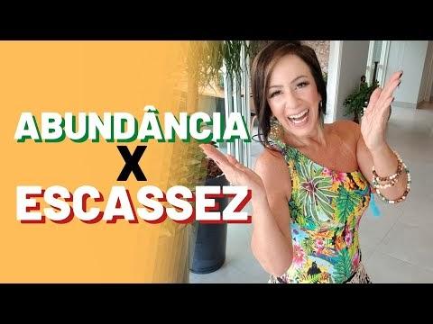 ABUNDÂNCIA X ESCASSEZ