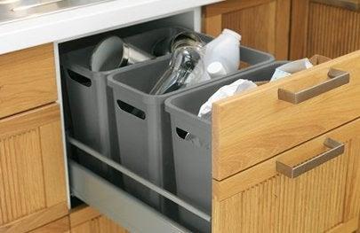 Small Wooden Table Ikea Kitchen Bin Drawer