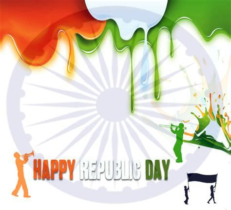 Wishing You A Happy Republic Day! Free Republic Day (India