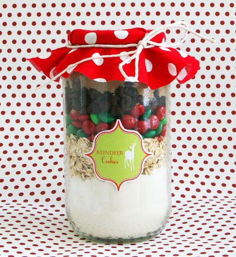 Reindeer Cookie Jars