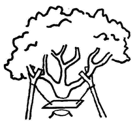 tree swing - maintenance