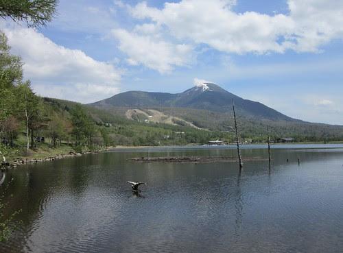 女神湖と蓼科山 2012年5月26日1338 by Poran111