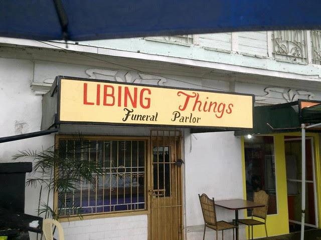 Libing Things