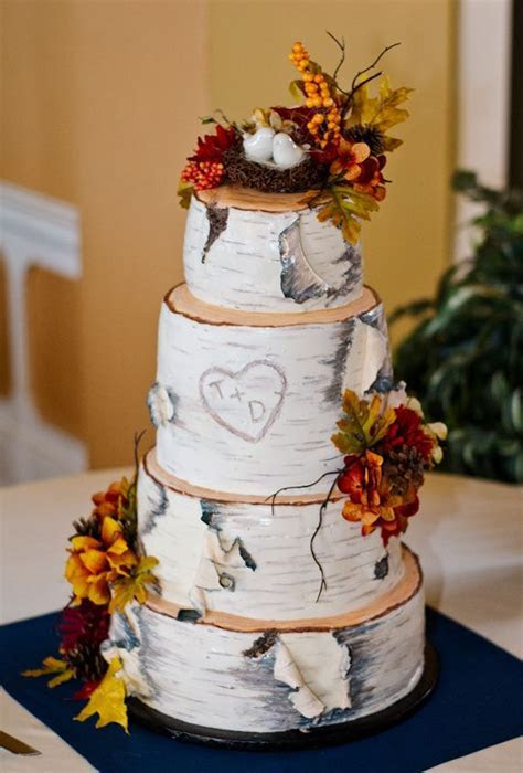 26 best images about Birch Tree Cake Love on Pinterest