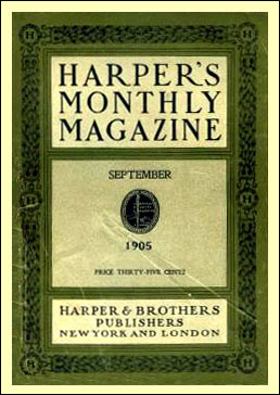 An issue of Harper's from 1905