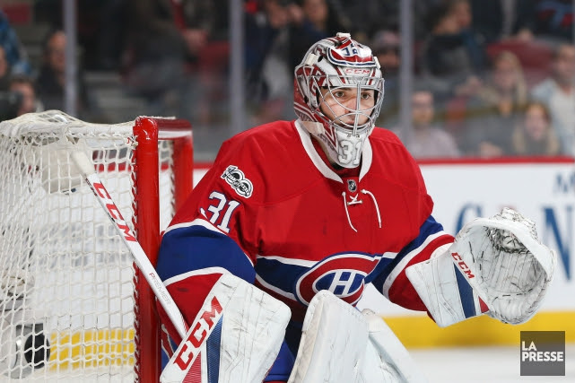 Carey Price sera le capitaine de l'équipe de... (Photo Robert Skinner, La Presse)