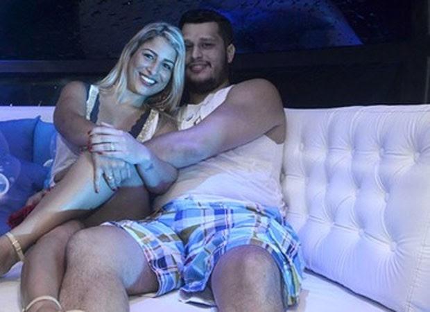 casal cápsula sexo (Foto: Foto: Diogo Macedo/Ag Haack)