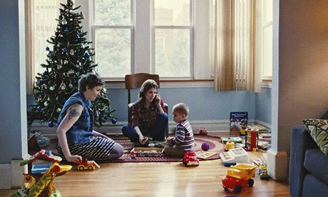 HAPPY CHRISTMAS premiered at Sundance this month.