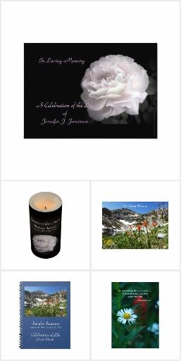 Memorial Service, Celebration of Life - Floral