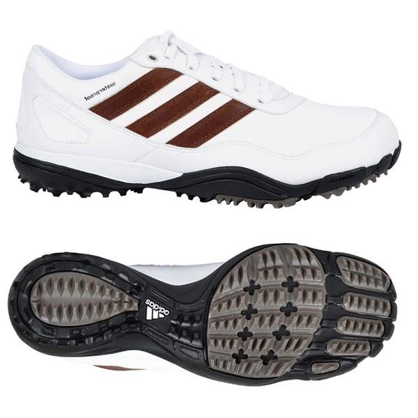 Adidas Tour  Atv Golf Shoes White