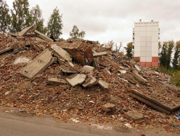Мэрия Новокузнецка заплатит миллионы за уже снесенный дом