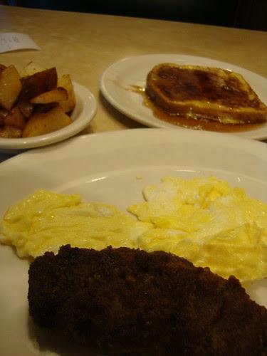 K&W breakfast