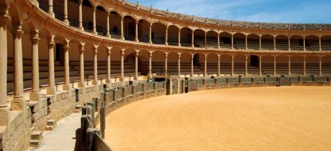 Resultado de imagen de Plaza de Toros de Ronda