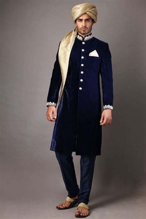 Famous Pakistani Designers Groom Wedding Dresses   Stylo