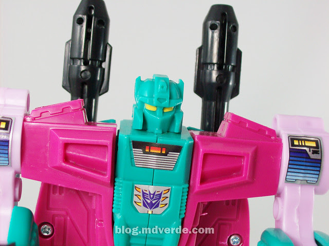 Transformers Snap Trap G1 Reissue - modo