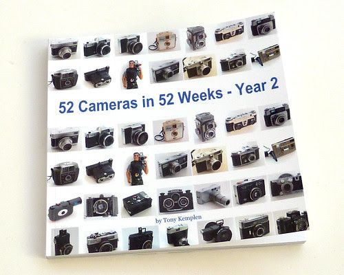 The Book of 52 cameras in 52 weeks - Year 2 by pho-Tony