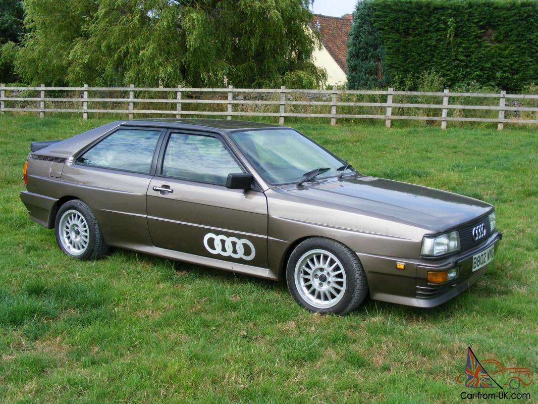 1984 Audi Quattro For Sale Uk