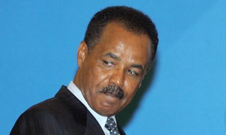 President Isaias Afewerk of Eritrea
