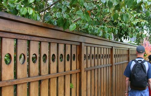 circle fence