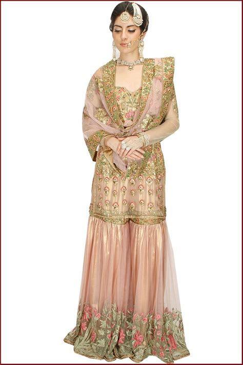 Simple Sharara Designs   BRIDAL DRESS DESIGNERS