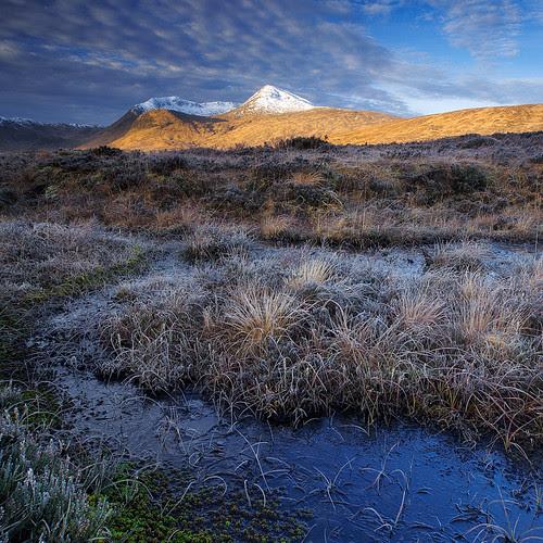 The Black Mount ~ Rannoch Moor, Scotland