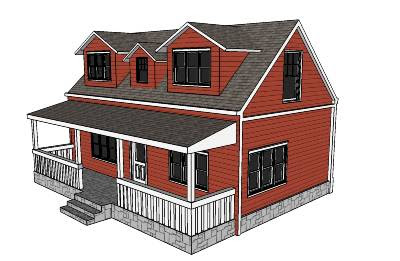 Google Sketchup An Easy Way To Get Your 3d Feet Wet Life Should Be 3d